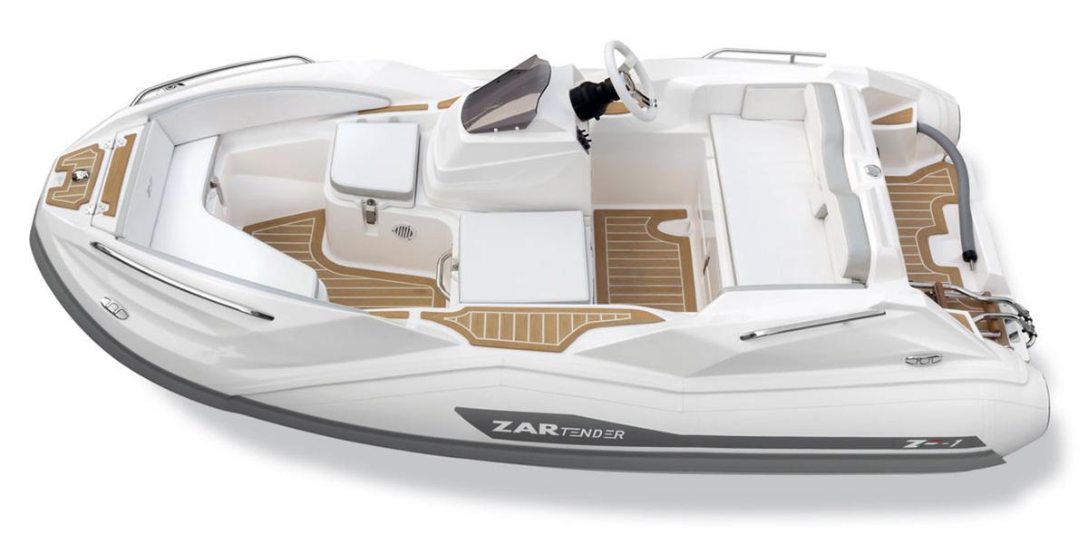 ZF-1 - ZAR Tender